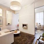 Дизайн интерьера маленьких квартир-студий