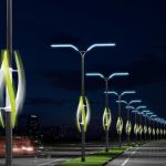 Виды фонарей, светильников и ламп уличного освещения