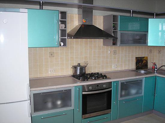 Замена электрики на кухне