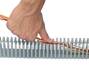 Перфорированный кабель канал