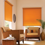 Рулонные шторы на окна: советы по выбору
