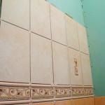 Технология укладки кафельной плитки на гипсокартон в ванной комнате