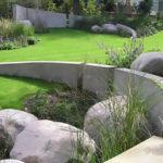 Как сделать подпорную стенку из бетона своими руками