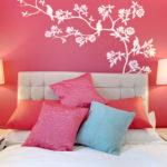 Спальня в розовых тонах: идеи и советы по цветовым сочетаниям