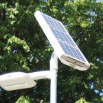 Светодиодные фонари и лампы для уличного освещения