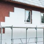 Технология утепления стен пенопластом снаружи своими руками