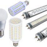 Светодиодные лампы: виды и технические характеристики
