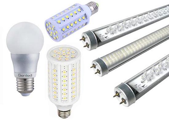 Уличные светодиодные лампы на 12 вольт