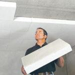 Материалы для шумоизоляции потолка в квартире: обзор самых актуальных и современных