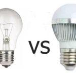 Сравниваем параметры ламп накаливания и светодиодных ламп