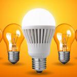 Показатель светового потока для светодиодных ламп