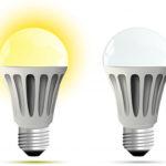 Мигает светодиодная лампа при выключенном или включенном свете и как это исправить