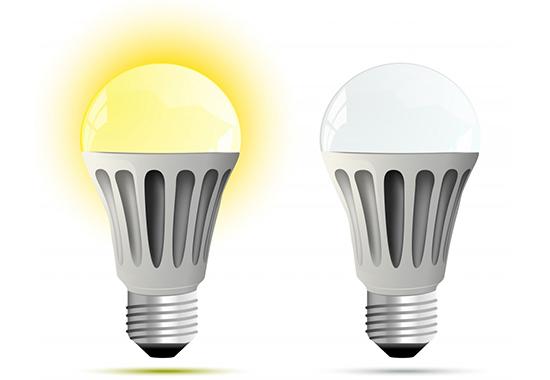 Мерцание лампочки