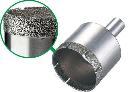 Алмазная коронка по бетону