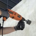 Как выбрать коронки для подрозетников по бетону, гипсокартону, дереву