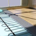 Как выбрать и уложить ламинат и подложку для теплого водяного пола