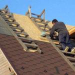 Как сделать лестницу для работы на крыше своими руками