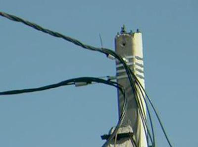 Электрический щит загородный дом