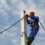 Технология монтажа и ремонта провода СИП на опорах