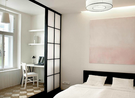 Полное объединение балкона и комнаты