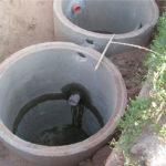 Как сделать переливной септик из бетонных колец своими руками