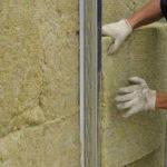 Технология утепления стен дома снаружи минеральной ватой