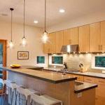 Расположение точечных светильников в натяжном потолке: схемы и варианты размещения