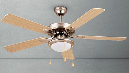 Подключение люстры с вентилятором