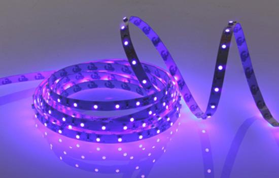 Ультрафиолетовая светодиодная лента