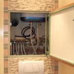 Как спрятать трубы в туалете и ванной комнате: варианты, советы мастера