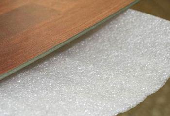 Подложка из вспененного полиэтилена