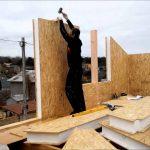 Где можно заказать строительство современных домов на основе СИП-панелей